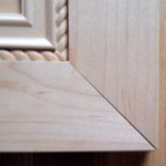 Wood Absorbing Moisture
