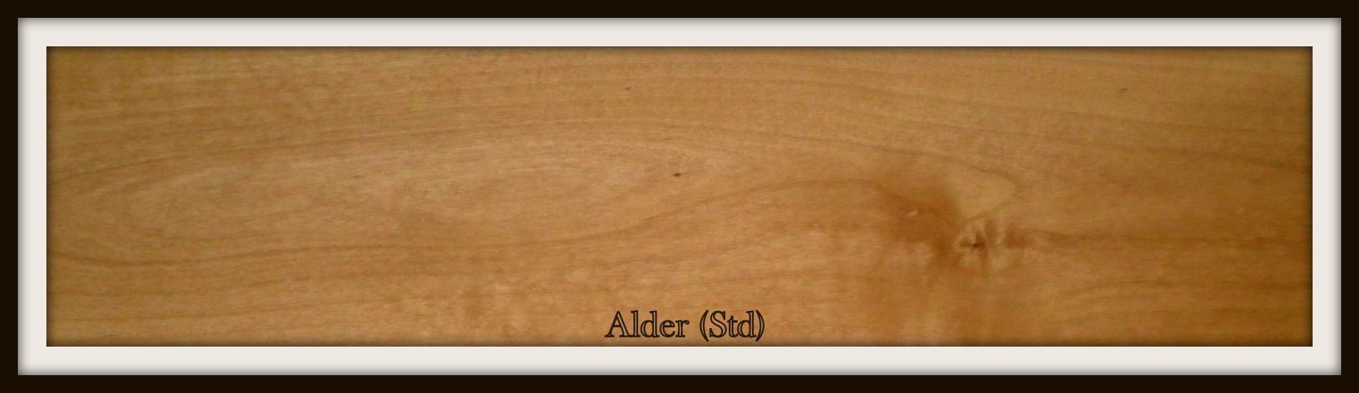 Wood Species Descriptions