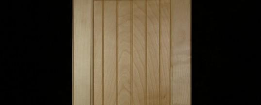 Beaded Panel Door