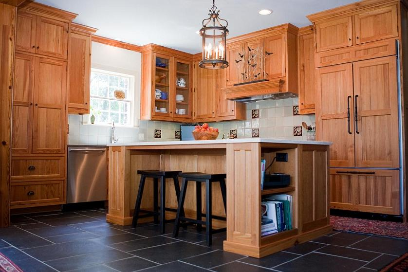 Heart Pine Cabinetry & Advantage Cabinet Doors | Buy Solid Wood Cabinet Doors