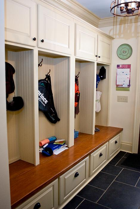 Locker Storage Space